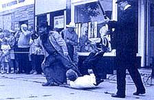 Butch Cassidy Days reinactment
