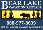 Bear Lake Vacation Rentals