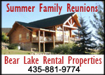 Bear Lake Rental Properties