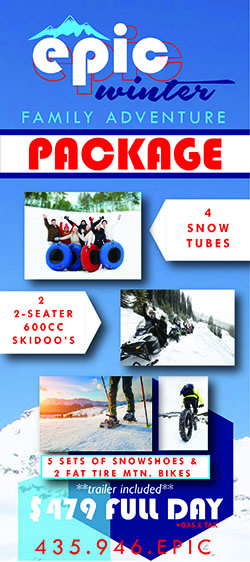 Epic Recreation Winter Family Deal