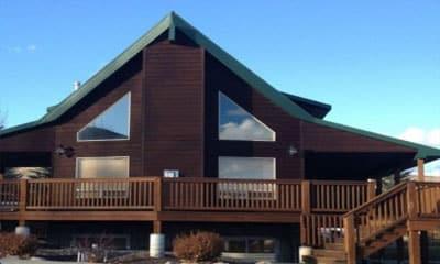 Garden city mackinaw cabin visit bear lake for Cabin rentals mackinaw city