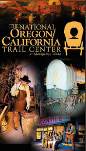 Visit the National Oregon/California Trail Center