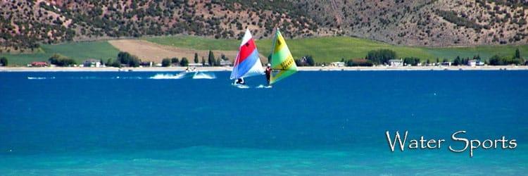 Bear Lake Water Sports - Jet Ski, Swimming, Boating, Water Skiing, Sailing