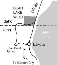 Swan Creek Mountain Bike & Hiking Trail